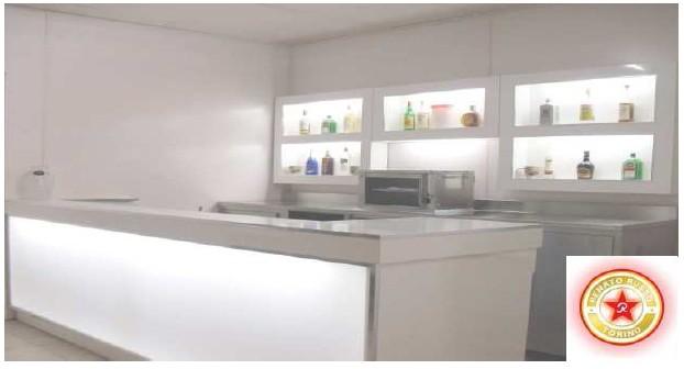 Banchi bar grezzi compra in fabbrica dal 1980 renato for Banchi bar e arredamenti completi